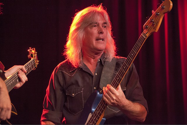 AC/DC - Cliff Williams - 2013